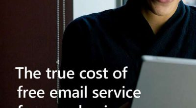 The True Cost of Free Email Service for Your Business Post Preview