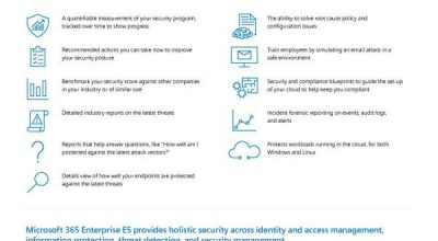 How can Microsoft help me understand my current security posture and get recommendations on how to improve? Post Preview