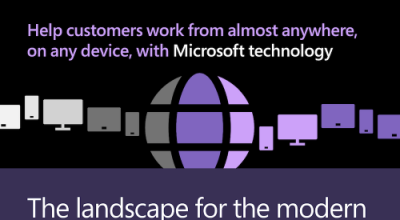 Help customers work from almost anywhere, on any device, with Microsoft technology Post Preview