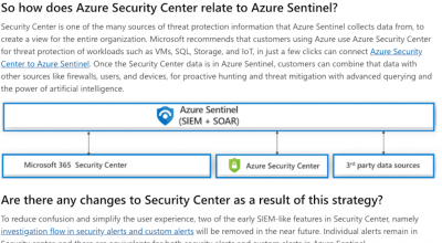 Securing the hybrid cloud with Azure Security Center and Azure Sentinel Post Preview